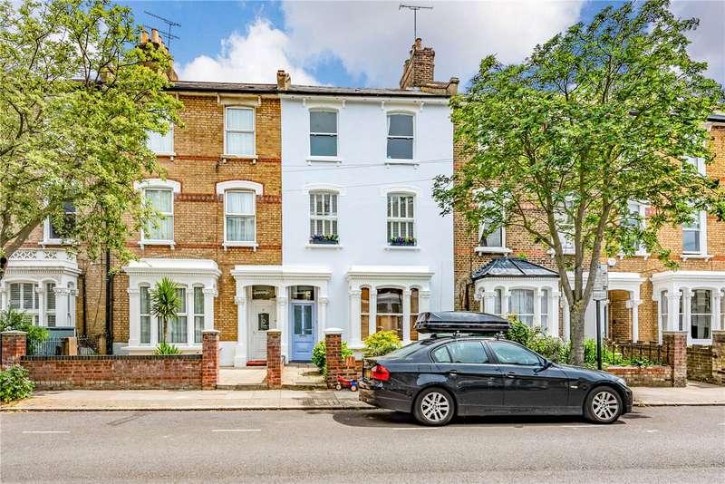 4 Bedrooms Terraced House for sale in Ambler Road, Islington, London, N4