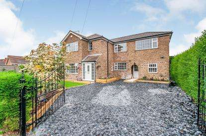 5 Bedrooms Detached House for sale in Toot Lane, Boston, Lincolnshire, England