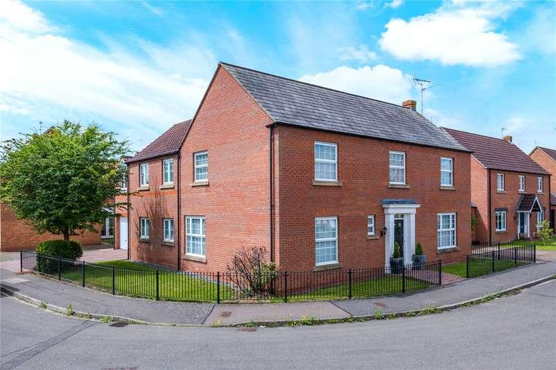 5 Bedrooms Detached House for sale in Aykroft, Bourne, PE10