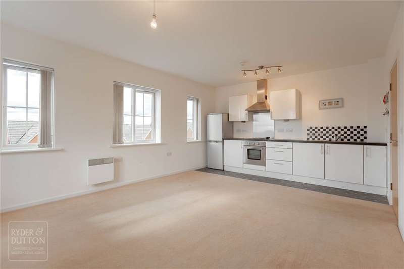2 Bedrooms Apartment Flat for sale in Sydney Barnes Close, Castleton, Rochdale, Greater Manchester, OL11