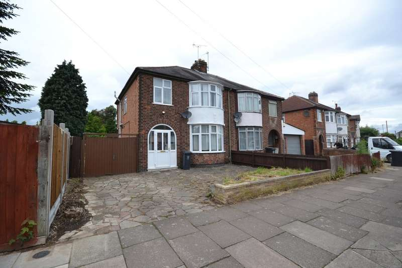 3 Bedrooms Property for rent in Heyworth Road, Leicester LE3