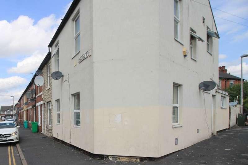 3 Bedrooms Terraced House for sale in Berridge Road, Nottingham, NG7