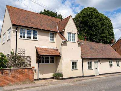 3 Bedrooms Detached House for sale in Wickham, 65 Bear Street, Nayland