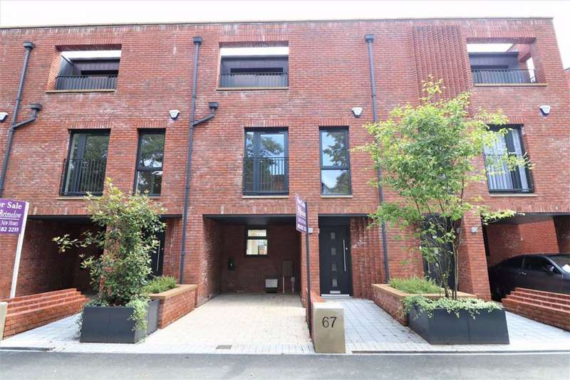 5 Bedrooms Terraced House for sale in 67 Burton Road, West Didsbury, Manchester, M20