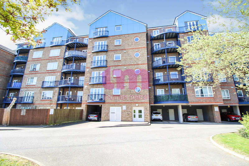 2 Bedrooms Flat for sale in Anchor Court, Argent Street