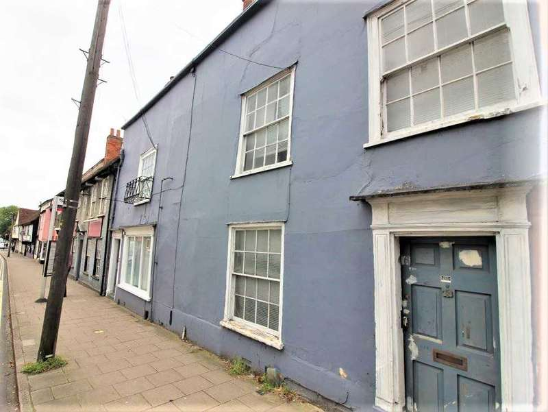 5 Bedrooms Terraced House for sale in East Hill, Colchester