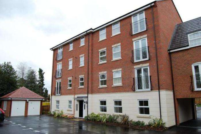 2 Bedrooms Apartment Flat for rent in East Leake, Loughborough, LE12