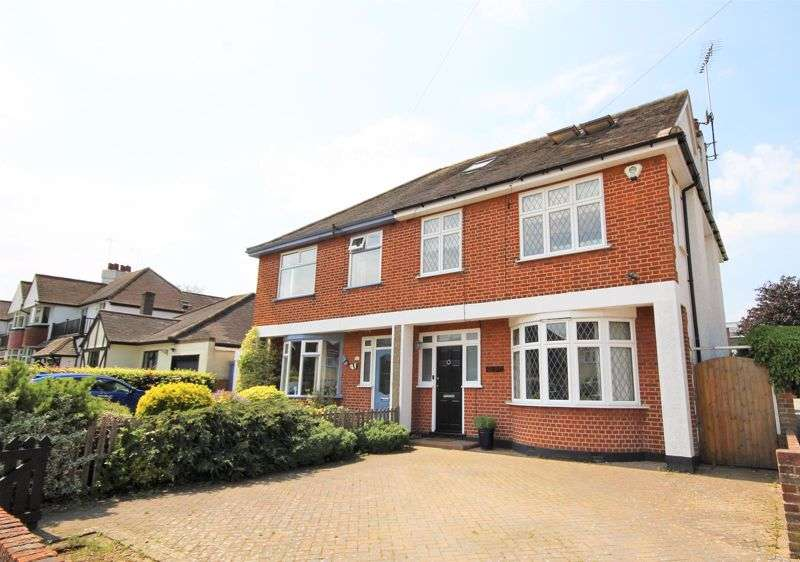 4 Bedrooms Property for sale in Shorter Avenue, Shenfield, Brentwood
