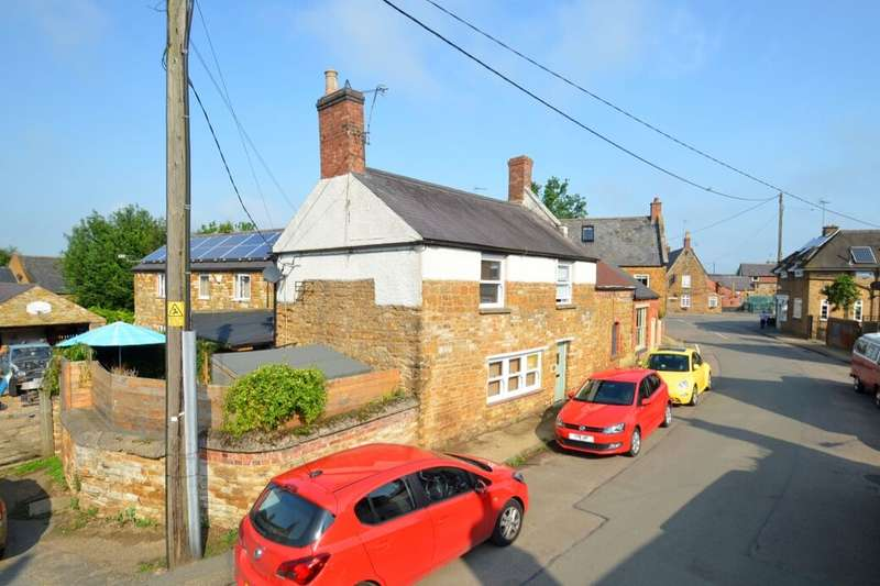 2 Bedrooms Semi Detached House for sale in Main Street, Wilbarston, Market Harborough, LE16