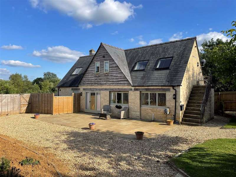 4 Bedrooms Detached House for sale in Cemetery Lane, Bourton-on-the-Water, Gloucestershire