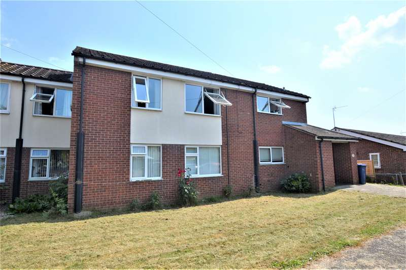 2 Bedrooms Maisonette Flat for sale in Cherry Orchard, Tewkesbury, GL20