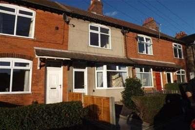 3 Bedrooms House for rent in Ashburton Road, Hugglescote