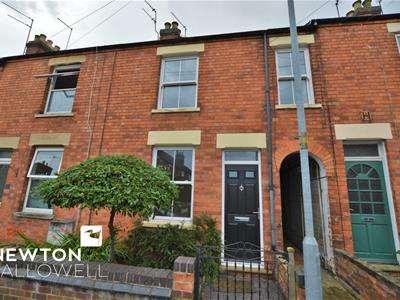 3 Bedrooms Terraced House for rent in Granville Street, Market Harborough
