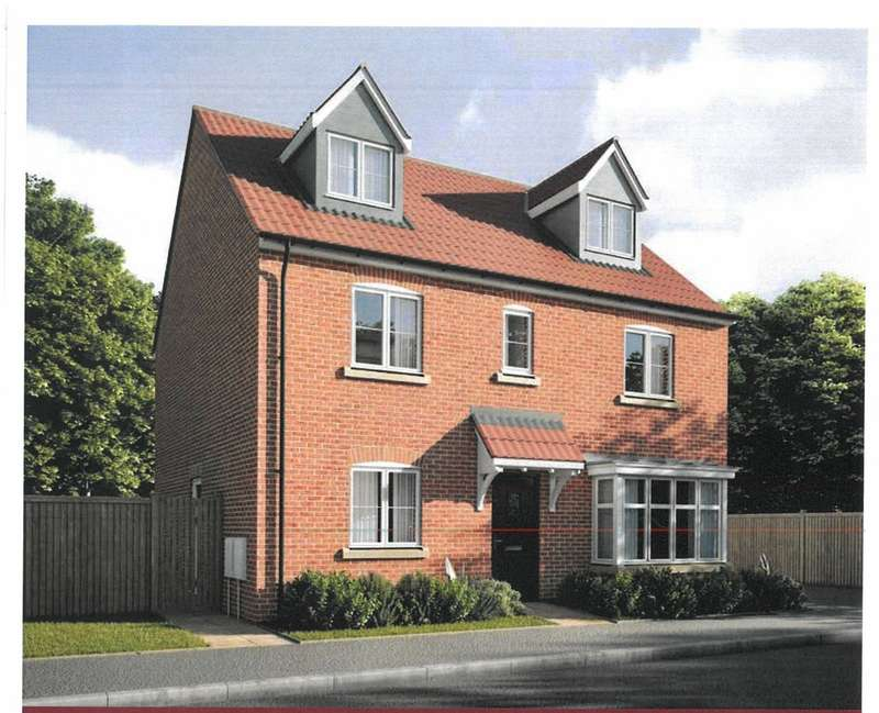 5 Bedrooms Detached House for sale in Market Grove, Great Yeldham