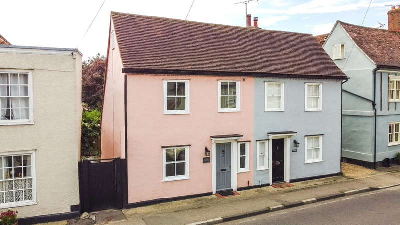3 Bedrooms Semi Detached House for sale in Felsted, Dunmow