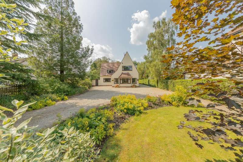 5 Bedrooms Detached House for sale in Groby Lane, Newtown Linford, Leicester