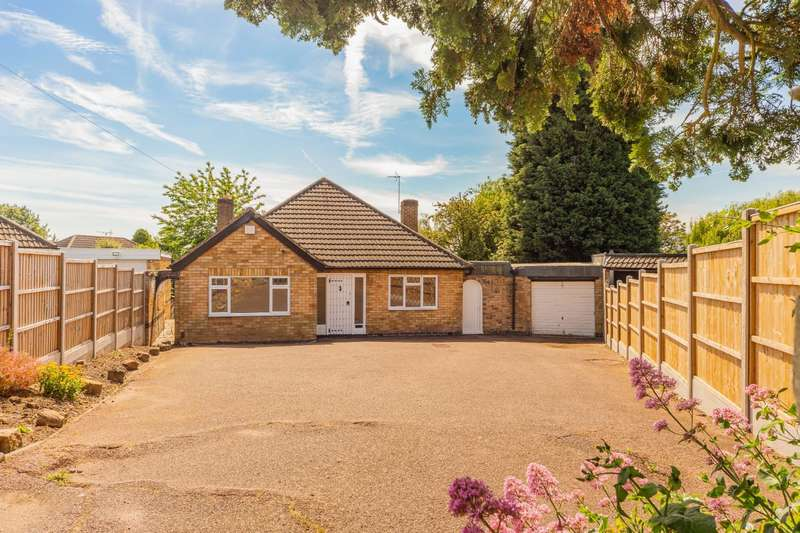 3 Bedrooms Detached Bungalow for sale in Rowley Fields Avenue, Leicester