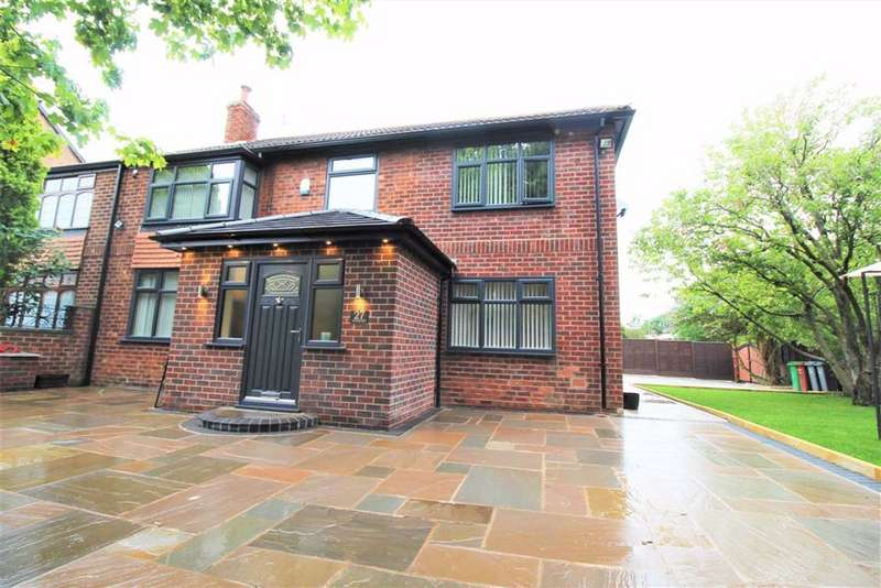 5 Bedrooms Semi Detached House for sale in Parsonage Road, Manchester