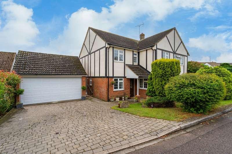 5 Bedrooms Detached House for sale in Brightmans Drive, Maulden, Bedfordshire, MK45