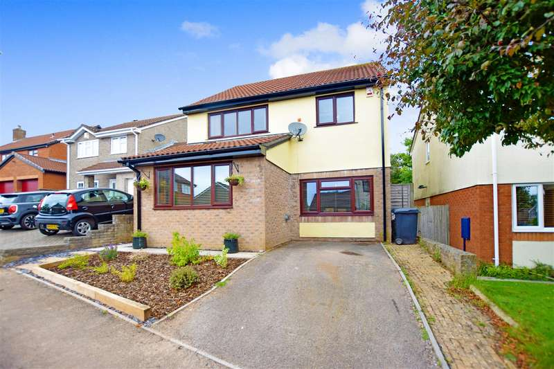 4 Bedrooms Detached House for sale in The Downs, Portishead.