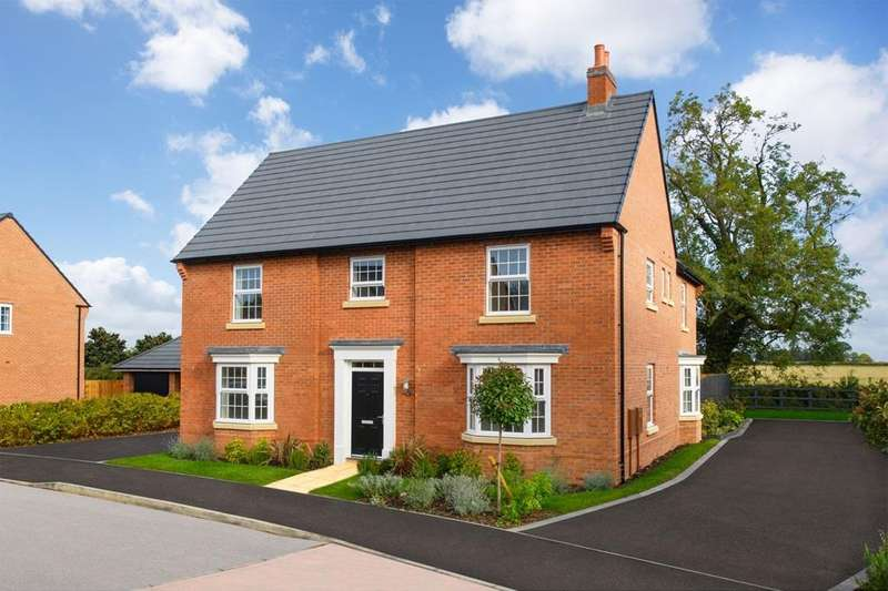 5 Bedrooms House for sale in Henley, Fleckney Fields, Kilby Road, Fleckney, LEICESTER, LE8 8BP