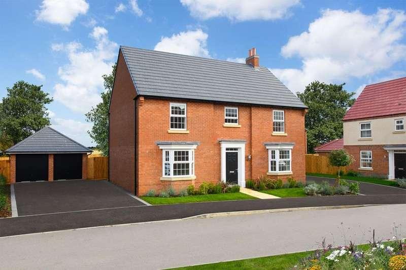 5 Bedrooms House for sale in Henley, David Wilson Homes at Kibworth, Fleckney Road, Kibworth, LEICESTER, LE8 0HG