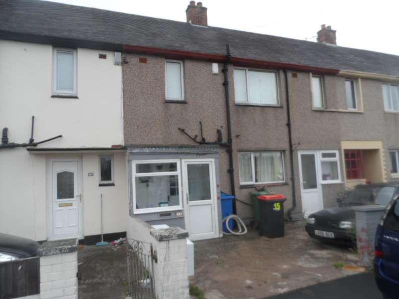 3 Bedrooms Terraced House for sale in Derwent Ave, Fleetwood, FY7 8DS