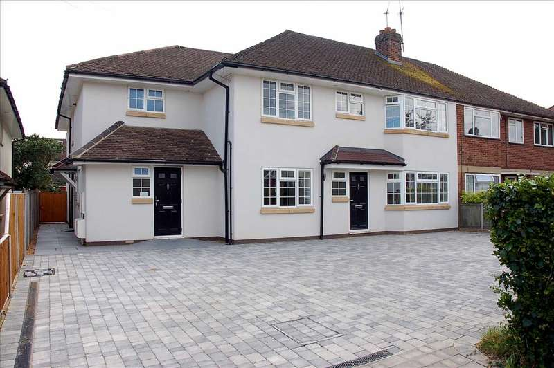 2 Bedrooms Apartment Flat for sale in Third Avenue, Chelmsford