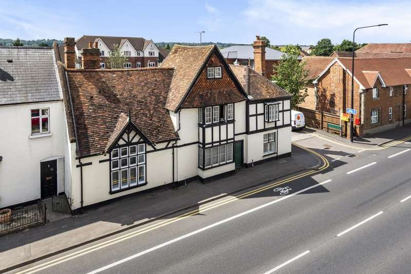 3 Bedrooms Cottage House for sale in Thatcham, West Berkshire, RG18