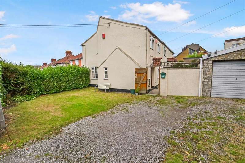 2 Bedrooms End Of Terrace House for sale in Queens Road , Bristol, BS13 8LF