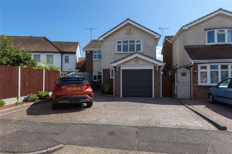4 Bedrooms Detached House for sale in Aylesbeare, Bishopsteignton, Southend-on-Sea, SS3