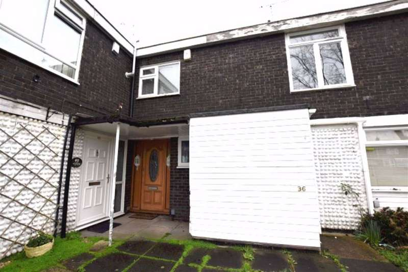 4 Bedrooms Terraced House for sale in Boytons, Basildon, Essex