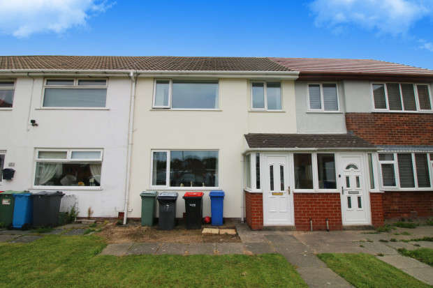 3 Bedrooms Terraced House for sale in Langwood, Fleetwood, FY7