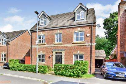 5 Bedrooms Detached House for sale in Lawnhurst Avenue, Manchester, .