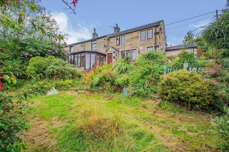 3 Bedrooms Semi Detached House for sale in Eastwood Lane, Todmorden, OL14