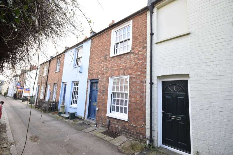 2 Bedrooms Terraced House for sale in Normal Terrace, CHELTENHAM, Gloucestershire, GL50