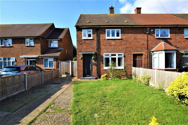 3 Bedrooms End Of Terrace House for sale in Alwen Grove, South Ockendon, RM15