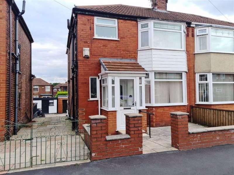3 Bedrooms Semi Detached House for sale in Dawlish Avenue, Droylsden, Manchester
