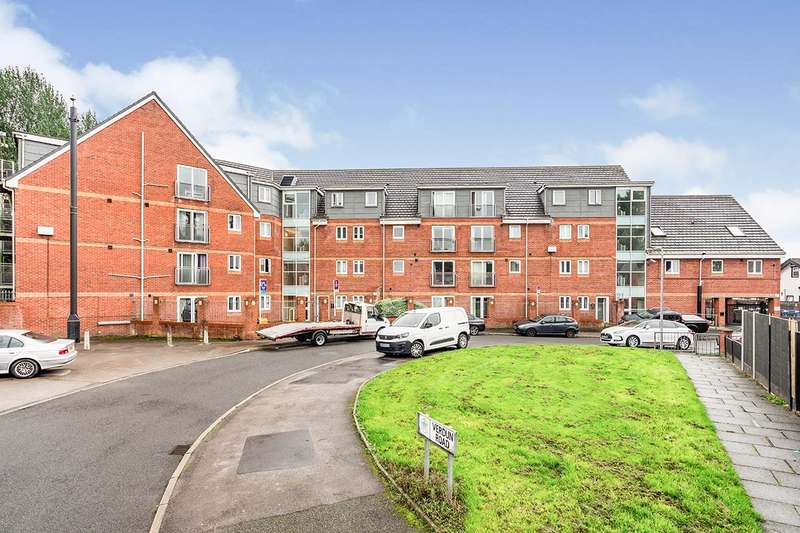1 Bedroom Apartment Flat for rent in Anson Street, Eccles, Manchester, M30