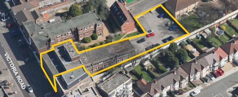 12 Bedrooms Residential Development Commercial for sale in Roof Space and Land to the Rear of Portman House, 16-20 Victoria Road, Romford, Havering, RM1 2JH