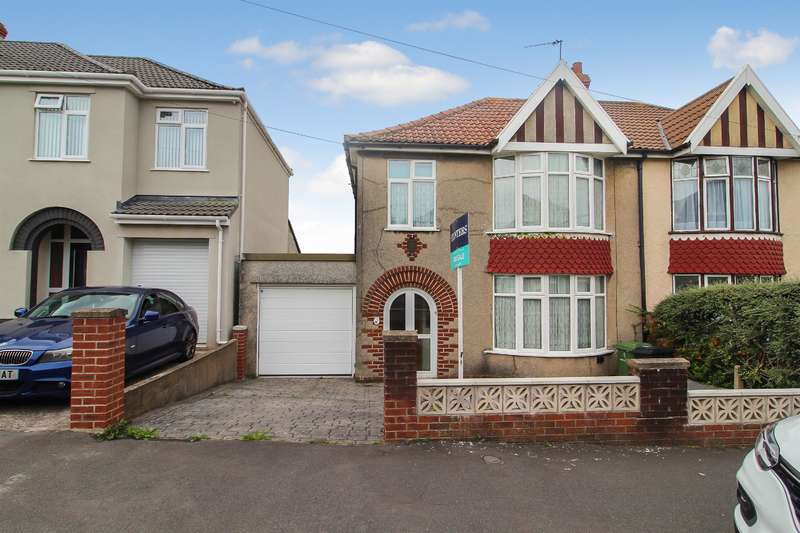 3 Bedrooms Semi Detached House for sale in Mowbray Road, Whitchurch, Bristol, BS14 9HT