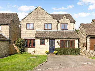 4 Bedrooms House for sale in Greys Close, Bussage, Stroud