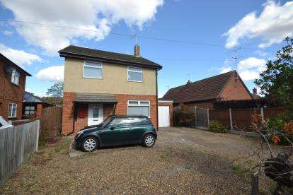 3 Bedrooms Detached House for sale in Southminster, Essex