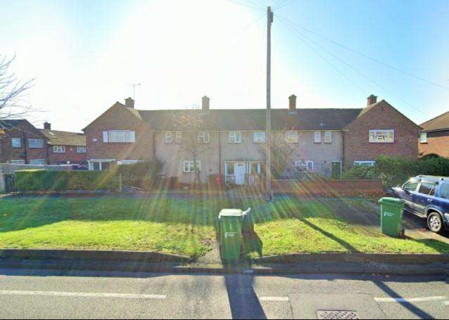 3 Bedrooms Terraced House for sale in Slough, Berkshire, SL2