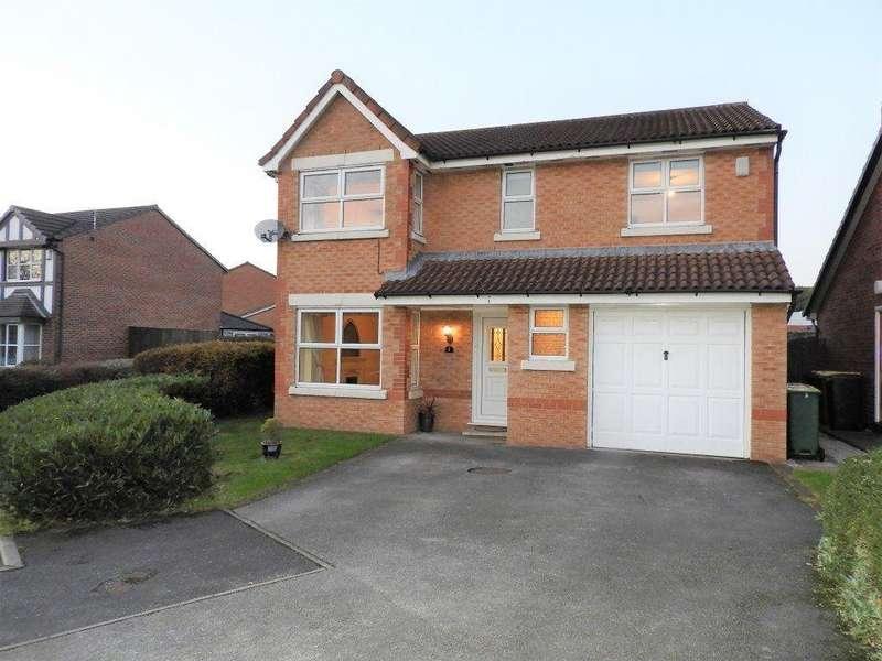 4 Bedrooms Detached House for rent in Rosewood, Cottam, Preston, PR4