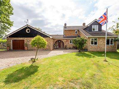 3 Bedrooms Detached House for sale in Clear Spot, Polstead Heath