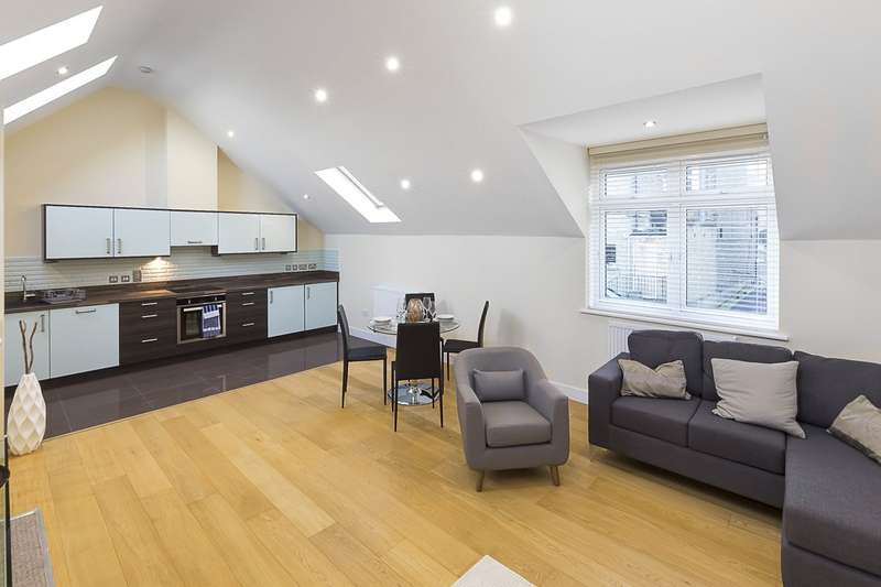 3 Bedrooms Terraced House for sale in Elfrida Close, Woodford Green, IG8