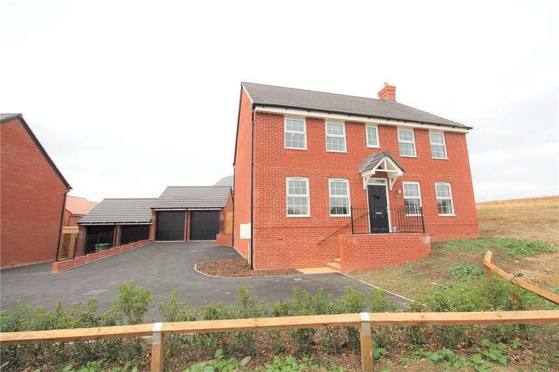 4 Bedrooms Detached House for rent in Nightingale Close, Hardwicke, Gloucester, GL2