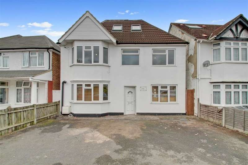 8 Bedrooms Detached House for sale in Ragstone Road, Slough, SL1 2PX