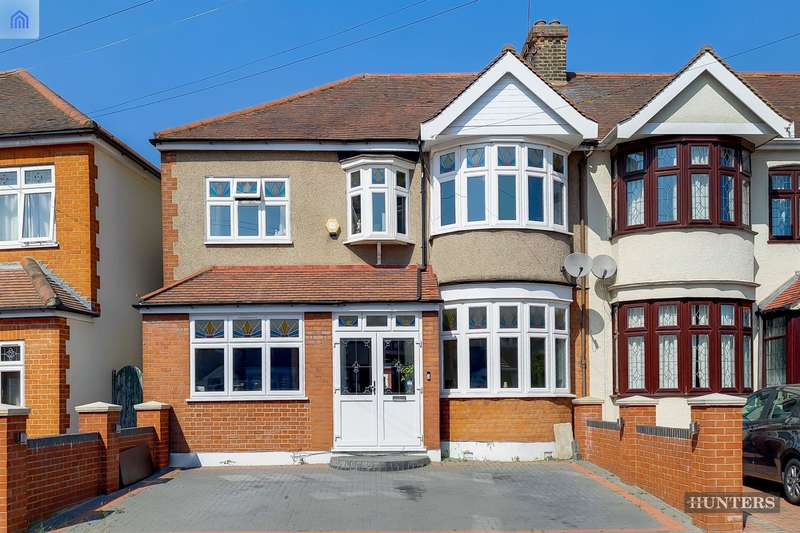 5 Bedrooms End Of Terrace House for sale in Norbury Gardens, Chadwell Heath, RM6
